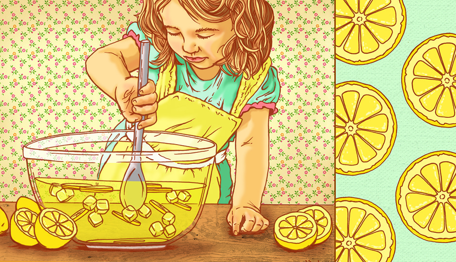 Making Lemonade | jamesosbornenovels