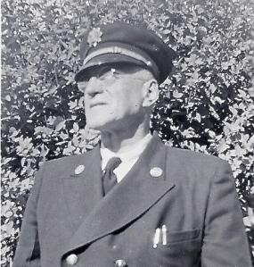 Fire Chief John T Shelley