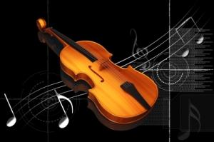 Violin & Treble Clef