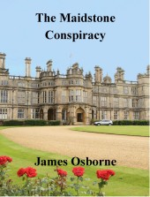 Cover Design-Maidstone Conspiracy