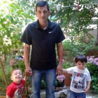 Rex Features Ltd. do not claim any Copyright or License of the attached image Mandatory Credit: Photo by REX Shutterstock (5036355g) Three year old Syrian boy Aylan Kurdi with brother Galip and father Abdullah 3-year-old refugee drowns and body is washed up on beach in Turkey - 03 Sep 2015 Three year old Syrian boy Aylan Kurdi who drowned along with his brother and mother. Photos showing his body washed up on a beach in Turkey prompted outrage around the world. His father Abdullah is the only survivor of the family of four. REX Shutterstock